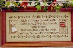 A Stitchers Prayer