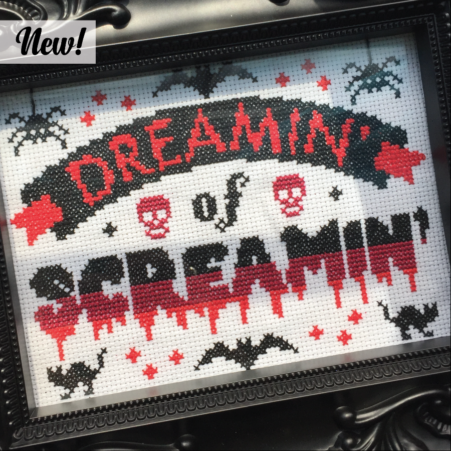 Dreamin' of Screamin' Kit - Spot Colors
