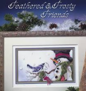 Feathered Frosty Frosty Friends