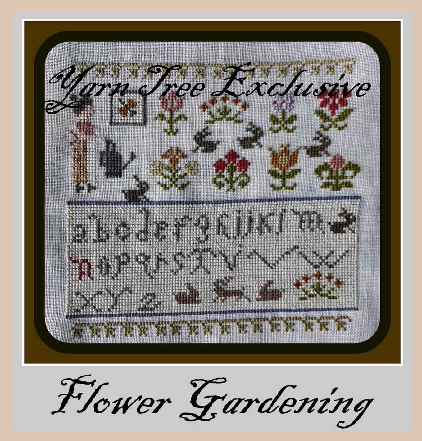 Flower Gardening - Nikys Creations
