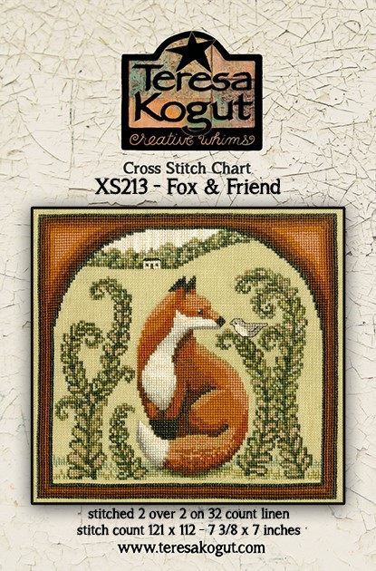 Fox & Friend - Teresa Kogut