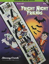 Fright Night Friends Banner