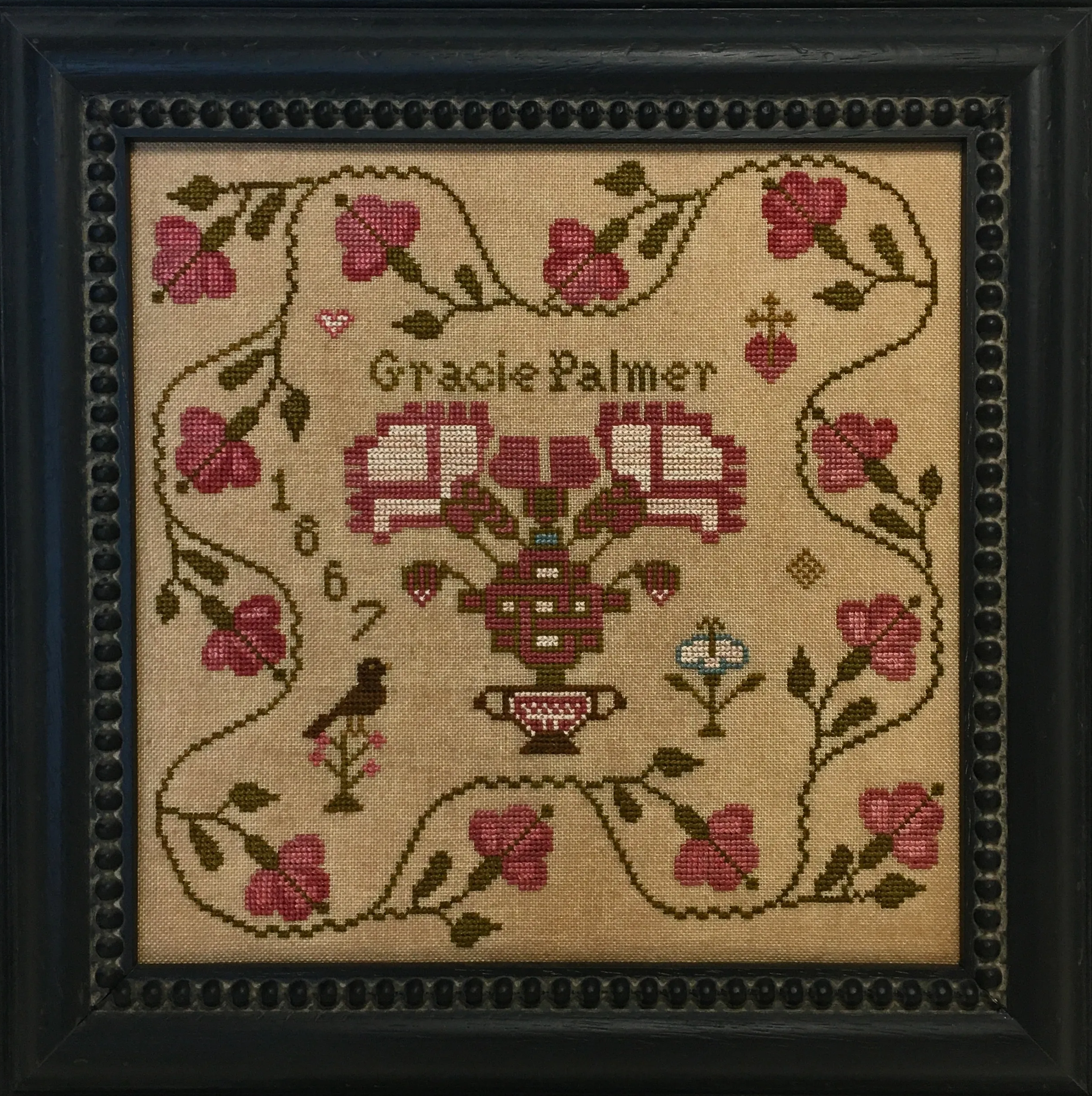 Gracie Palmer 1867 - Needlemade Designs