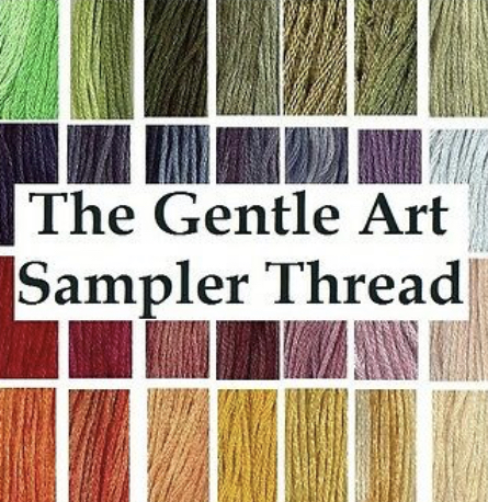 GAST Gentle Arts Sampler Threads 5yrd