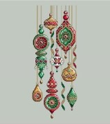 Jeweled Baubles