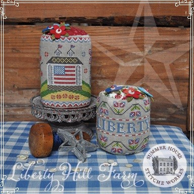 Liberty Hill Farm - Summer House Stitche Works