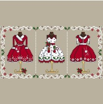 Mrs Clause's Merry Outfits
