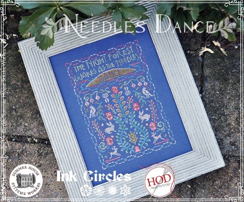 Needles Dance - Summer House Stitche Works