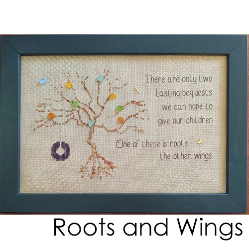 Roots and Wings - EVJ Designs