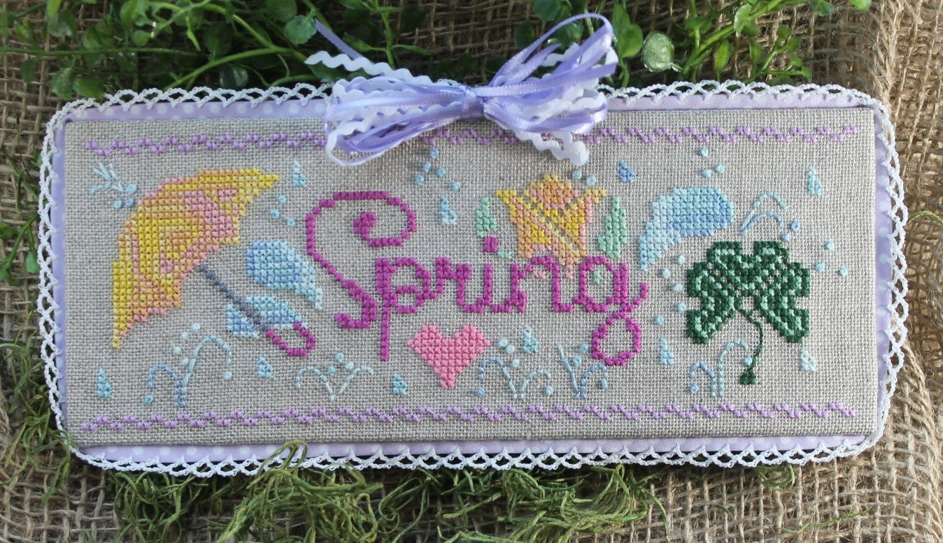 Spring Fling - Luhu Stitches
