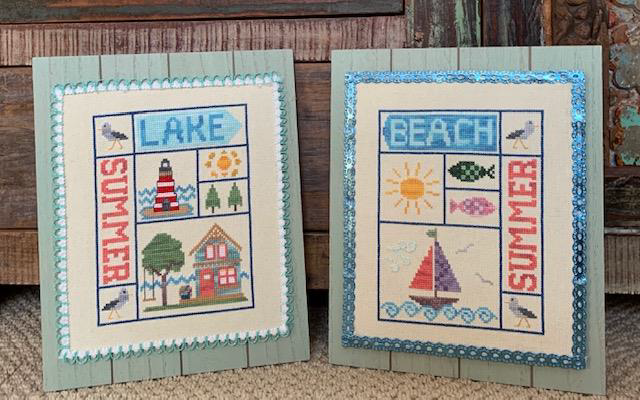 Summer: Lake & Beach - Pickle Barrel Designs