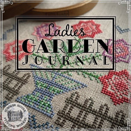 Sweet William - Ladies Garden Journal - Summer House Stitche Works