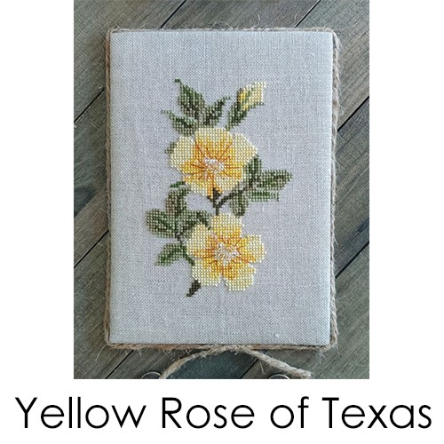 Yellow Rose of Texas - EVJ Designs
