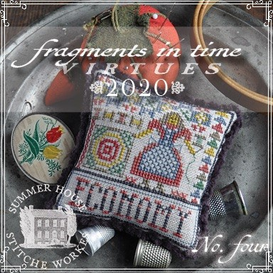 Fragments in Time No.4 - Summer House Stitche Works