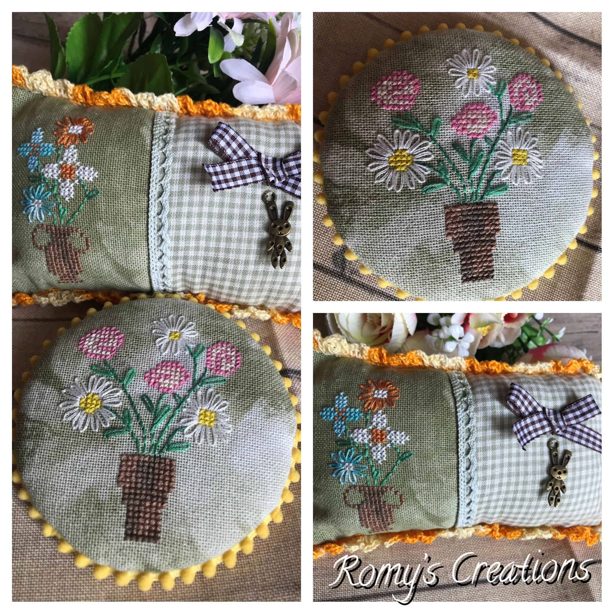 Spring in Green - Romy's Creations