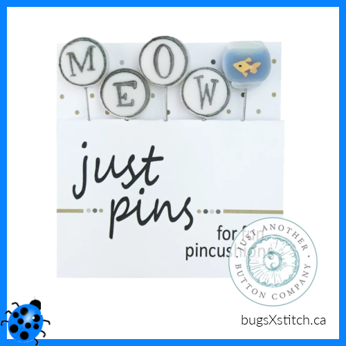 Meow Pins