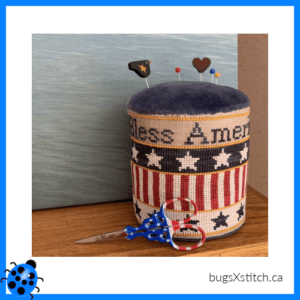 Americana Drum Pin Keep