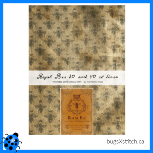 40 ct Royal Bee Linen