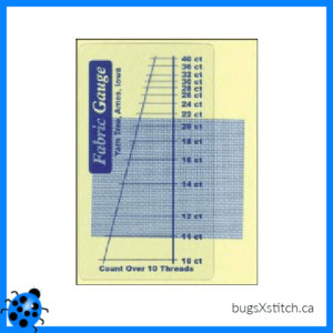 Fabric Gauge (Clear)